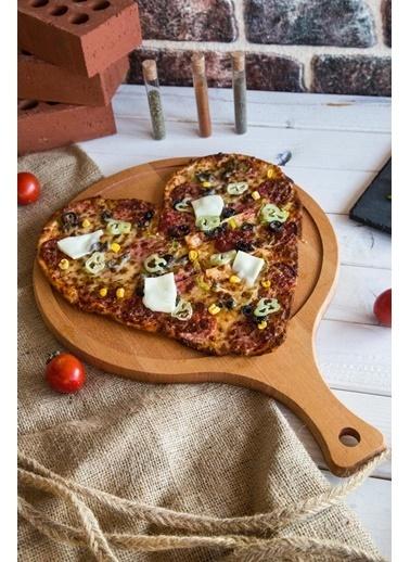 Joy Kitchen  Sıcılıa Büyük Pizza Tabağı Renkli